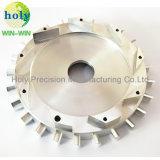 Erfahrene CNC-maschinell bearbeitenteile für Aluminium CNC die Prägemaschinelle Bearbeitung