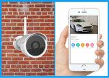 Camera van WiFi IP van de Koepel van het Toezicht van het Netwerk van de Veiligheid van het huis de Infrarode Draadloze