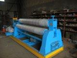 W11 3 galets symétrique Machine roulant en tôle mécanique