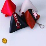 Sinicline bunter Reißverschluss-Kopfhörer-Beutel-Kopfhörer-Kasten-Beutel Ableiter-Kabel-Einfluss-Kasten Earbud harter Beutel EVA-Beutel