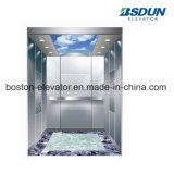 400 кг стеклянный дом элеватора соломы с поручнями