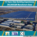 La fabricación de alto nivel de vida de los largos edificios diseñados