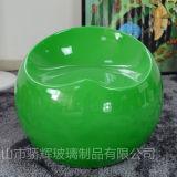 Mobilia classica moderna della replica del progettista della vetroresina di pietra della sfera Chair-Jh247-China del Finn