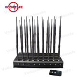 47W 18 настольных ПК все антенны для мобильных телефонов 4G/3G/2g // Gpsl2.4G Wi-Fi1-L5/Walkie-Talkieuhf/ОВЧ/кражи Lojack/RC433Мгц/315МГЦ для подавления беспроводной сети 4G Lte