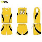 Maglia Uniforms Basket Design For Men Per Il 2018 All'Ingrosso A Sublimazione Personalizzata