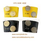 Lamierina del disco di molatura del diamante HTC per la smerigliatrice del pavimento