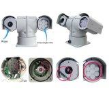 100m ночное видение на высокой скорости IR полицейский автомобиль PTZ камеры CCTV системы