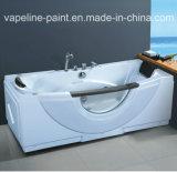 Vasca da bagno praticante il surfing sanitaria di Idro-Massaggio del cilindro delle attrezzature moderne della stanza da bagno della fabbrica di Foshan (1700 x 880 x 620 millimetri)