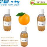 De oranje Aroma's Van uitstekende kwaliteit van de Tabak/van het Fruit/van de Munt van de Rang van het Voedsel van het Concentraat van het Aroma voor het best e-Vloeibaar