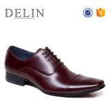 Nuevo estilo de los hombres Zapatos de Vestir, clásico de los hombres zapatos Oxford, diseñador de la boda de lujo zapatos hombres