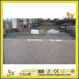 G611 Countertops van het Graniet van de Amandel Mauve Goedkope Verkoop