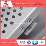 Надежный двойной подписи по кривой архитектурные металлической панели поставщиком/ производителя