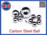 Sfera d'acciaio a basso tenore di carbonio diLucidatura della prova di urto di Detetor del diamante Finished