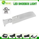 300W Calle luz LED con la media y controlador, 1-10V reostato, lente tipo III.