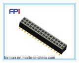 Cabeçalho do sexo feminino 1,0 mm conector tipo SMT