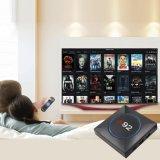 I92 androider IPTV Fernsehapparat-Kasten Amlogic S905X 2GB Memory/16GB Speicher-Support 4K, 2.4G WiFi intelligenter Fernsehapparat-Kasten
