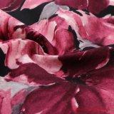 Tissu de coton imprimée pour le Ladies' Shirt