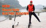 Deux roues Xiaomi 8 pouce de scooter électrique pliable avec les meilleurs prix