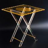 Het acryl Plexiglas die van het Meubilair de AcrylLijst van de koffietafel vouwen