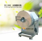 FC-582 Sweet Potato Chips tranchage Machine mince (0,5 mm-10mm)