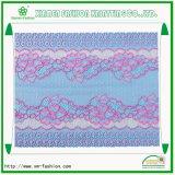 Textile tissu avec dentelle recycler pour intime de fils