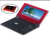 Reproductor de DVD + 7&acute&acuteTFT-LCD+TV portables (KW-907)