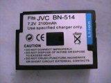 Remplacer la batterie appareil photo numérique (JVC BN-V514)