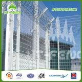 Gi/heißer eingetauchter galvanisierter geschweißtes Ineinander greifen-Zaun