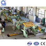 冷たいですか熱転送されたGalvanized Mild Stainless Aluminum Steel Slitting Machine Line