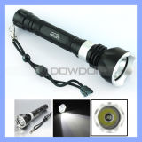 1800lm T6 LED Xml CREE Underwater Scuba Diving Flashlight Lamp Torch Light