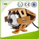 Farol do laser do diodo emissor de luz da motocicleta do CREE U5 30W