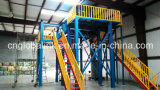 Latex Rebond Foam Machine pour Latex Waste Foam Recycling