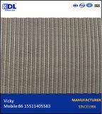 Maglia tessuta del metallo dell'acciaio inossidabile SS316