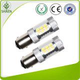 Indicatore luminoso 1157 dell'automobile dei nuovi prodotti 54SMD 11W LED
