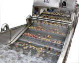 Тип Vegetable моющее машинаа воздушного пузыря плодоовощ шпината листьев