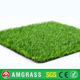 Grama artificial do futebol verde-maçã, grama do Synthetic do futebol