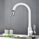 Estrarre il rubinetto del dispersore di cucina (WT1051WH-KF)