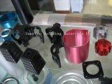 Usinagem CNC para as peças de alumínio