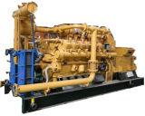 le groupe électrogène du gaz 500kw naturel pour gazéifient se produire, brûlant se produire et technologie de PCCE avec du ce, OIN, Cu-TR