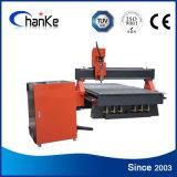 Máquina do router do CNC da gravura de madeira do único eixo mini