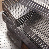 Het Behandelen van de Muur van de Keuken het Geperforeerde Metaal van uitstekende kwaliteit