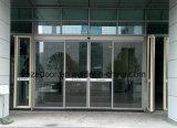 Pesadas Puertas Automáticas puertas automáticas peatonales// Automático de puertas de vidrio
