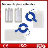 De populaire Middel Opnieuw te gebruiken Geduldige Platen Electrosurgical van de Apparatuur Remcable