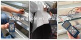 Alberino d'acciaio galvanizzato tubolare rotondo Palo con la flangia
