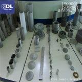 Filtres de treillis métallique d'acier inoxydable, gaz et filtration de liquide