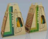 Ботинки спорта печатание бумаги Kraft упаковывая коробку