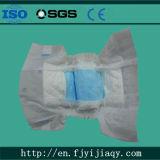 Novo Fabricante de fraldas para bebé com camada azul