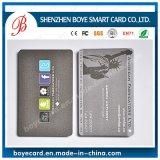 Sgs-anerkannte Plastikmitgliedschafts-Chipkarte