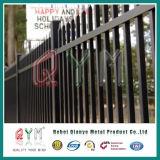 С покрытием из ПВХ декоративные сварных стальных сварных акции Акция забора/Ограждения панели