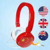 Rouge aérien coloré de l'écouteur TB-H210